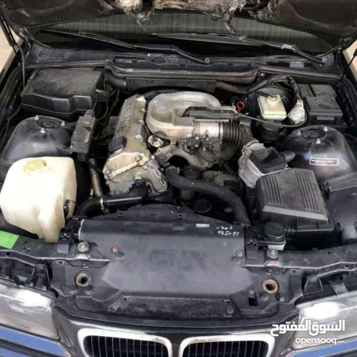 Black BMW 318 1997 for sale