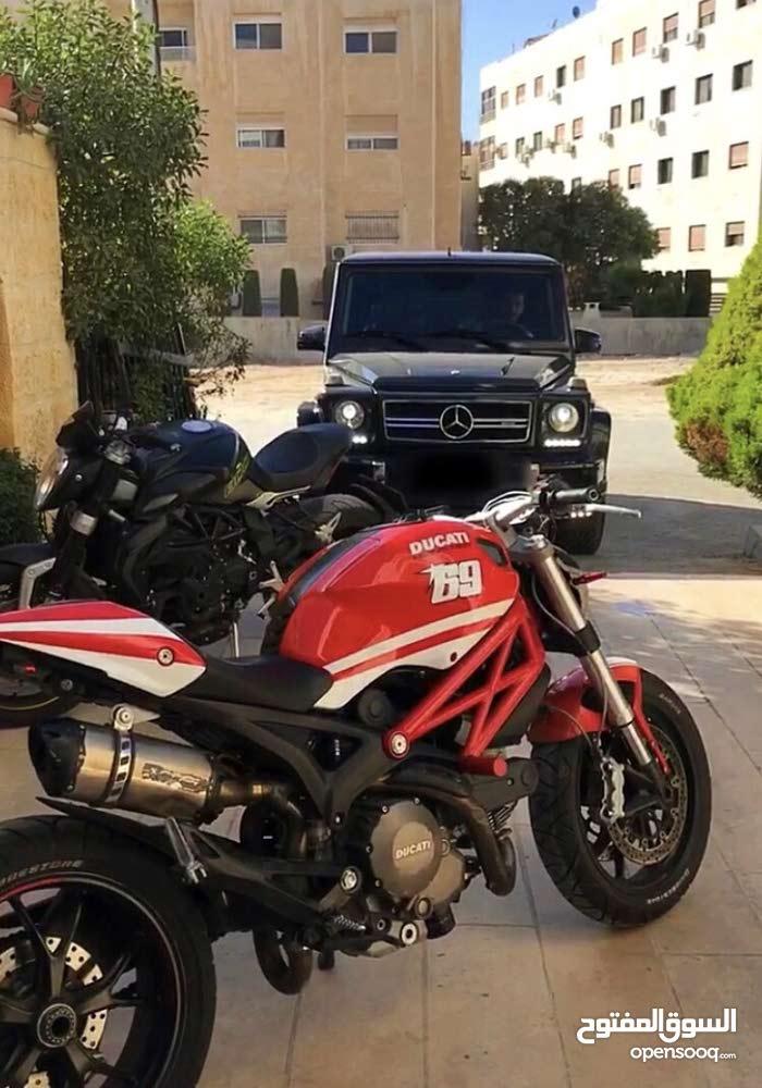 Ducati motorbike available in Amman