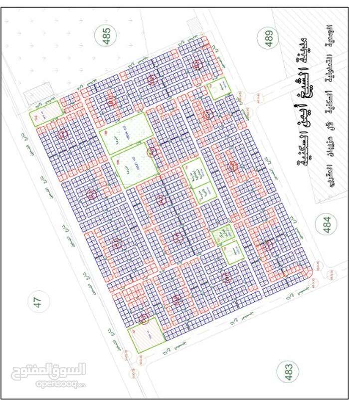اراضي للبيع عدن . مخطط مدينه