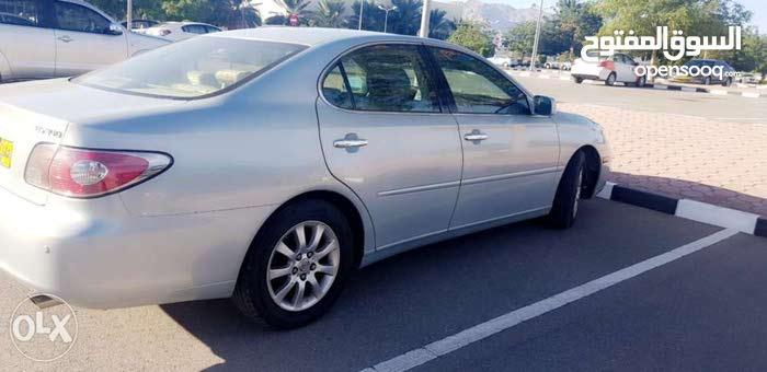 Lexus ES 2002 For sale - Blue color