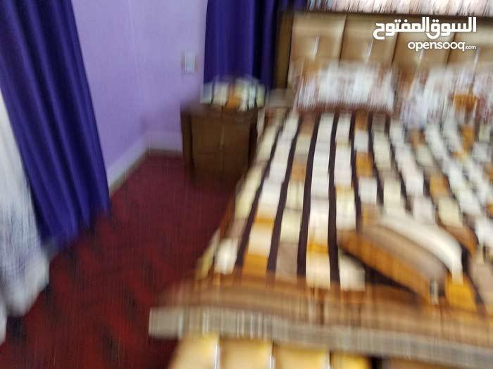 غرفه نوم خشب لاتيه18 قشره بلوط غير مستعمله  مع فرشه زمبركيه طبيه ضغط عالي ...