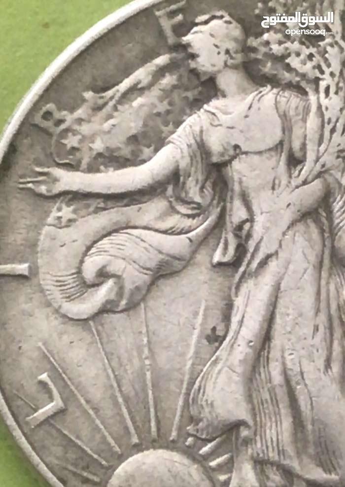 عملات عالمية قديمة من الفضة وأخرى من النحاس