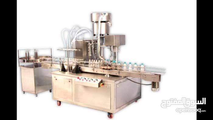 ماكينات تعبئة وتغليف وخطوط انتاج صناعية