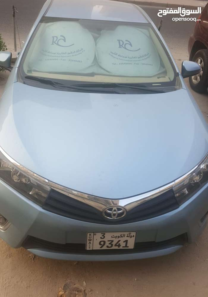 Available for sale! 80,000 - 89,999 km mileage Toyota Corolla 2015