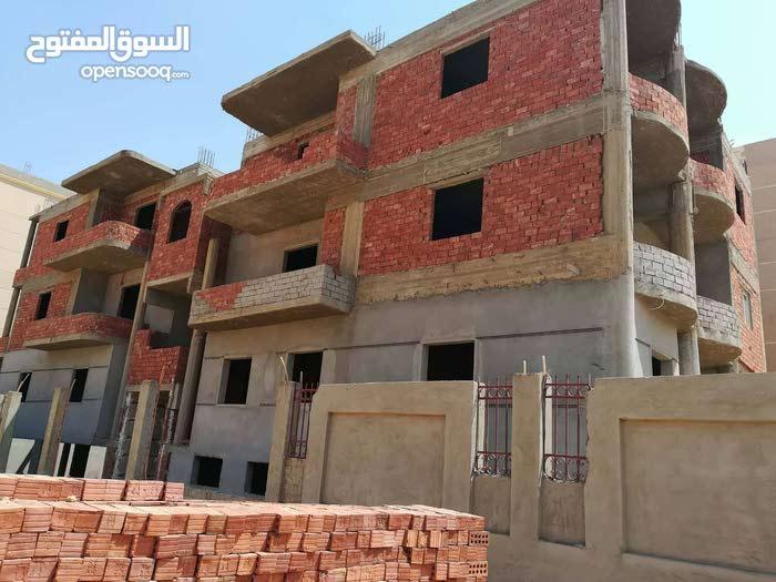 قطعة 204 - المنطقة الثامنة عمارات - المجاورة الثالثة - مدينة الشروق
