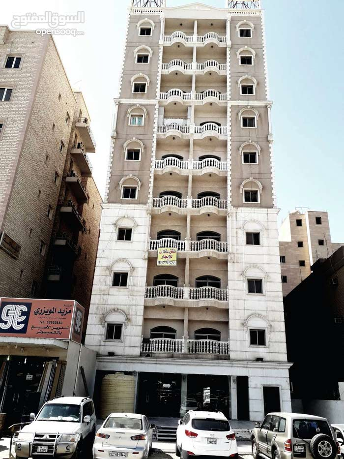 شقه للايجار حولى شارع تونس خلف مطعم هاشم هاشم