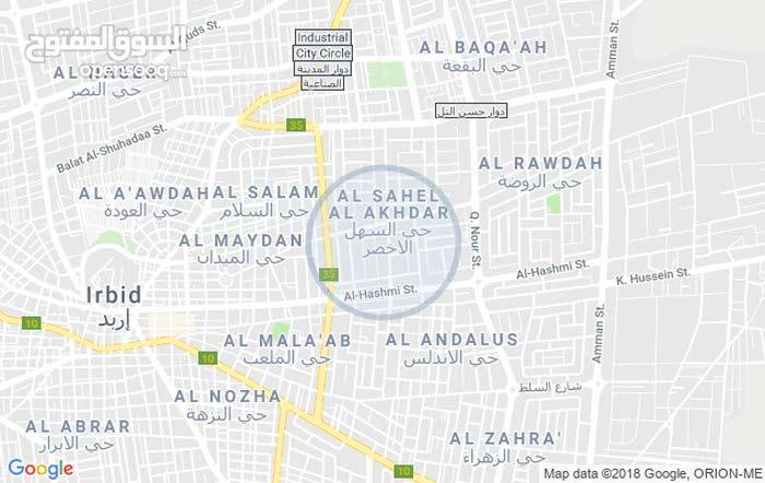 an apartment for sale in Irbid Al Naseem Circle