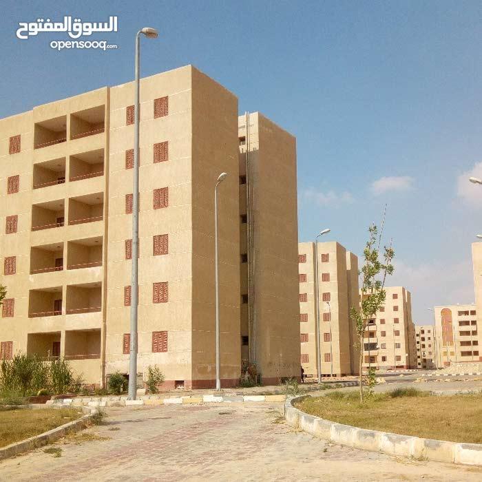 شقة للبيع بمدينة بدر موقع وسعر ممتاز