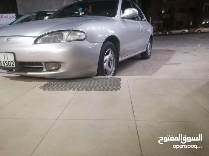 Hyundai Avante 1996 - Manual