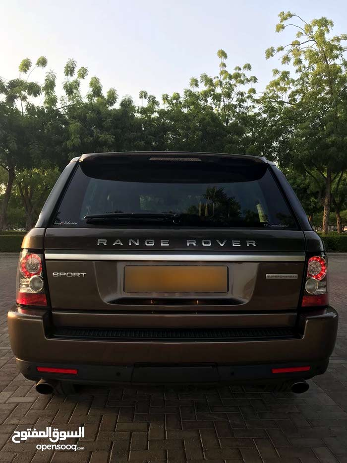 Land Rover Range Rover Sport 2012 For sale - Brown color