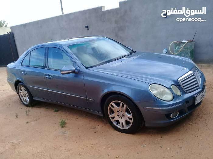 Used condition Mercedes Benz E 280 2007 with 150,000 - 159,999 km mileage