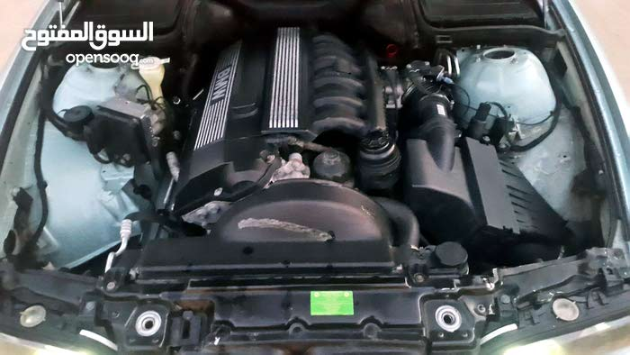 520 1999 - Used Manual transmission