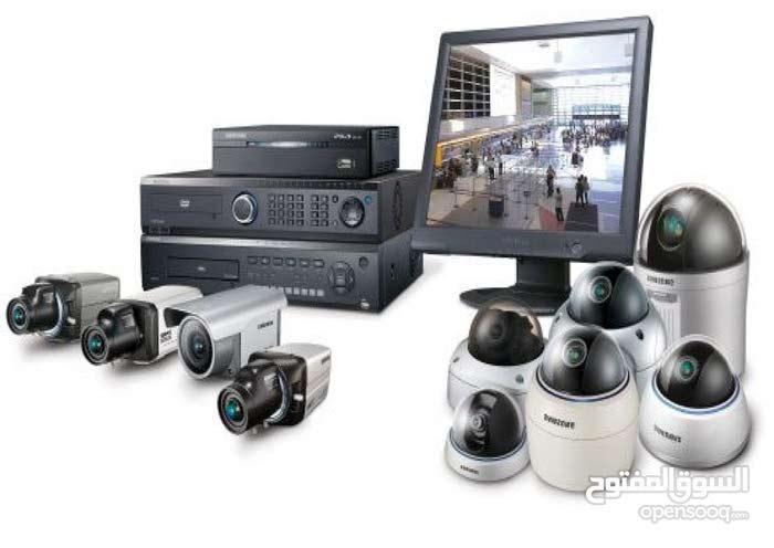 تركيب وصيانة كاميرات المراقبة و أنظمة الحماية