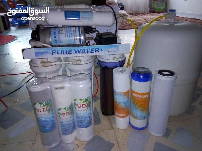 فلتر ماء ايطالي 8 مراحل للبيع