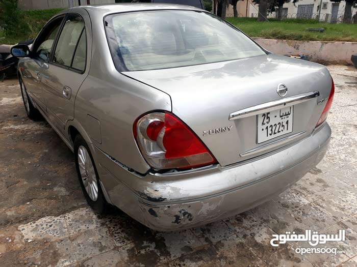 Nissan Sunny 2009 For sale - Grey color