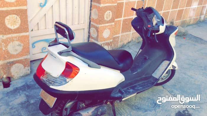 Baghdad - Honda motorbike made in 2007 for sale