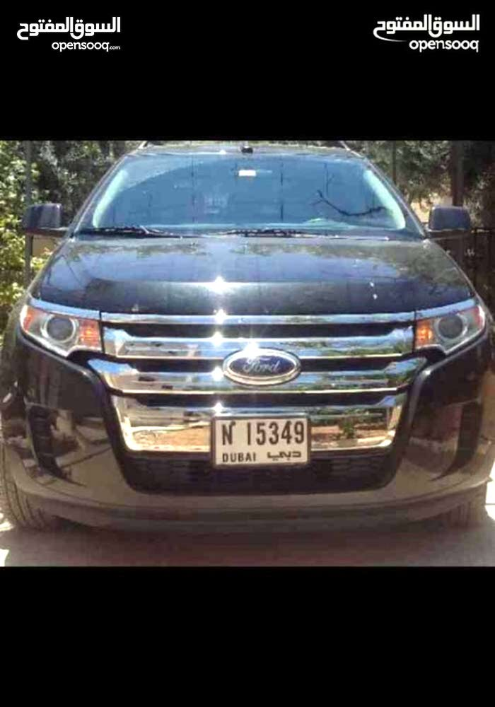 Automatic Ford Edge