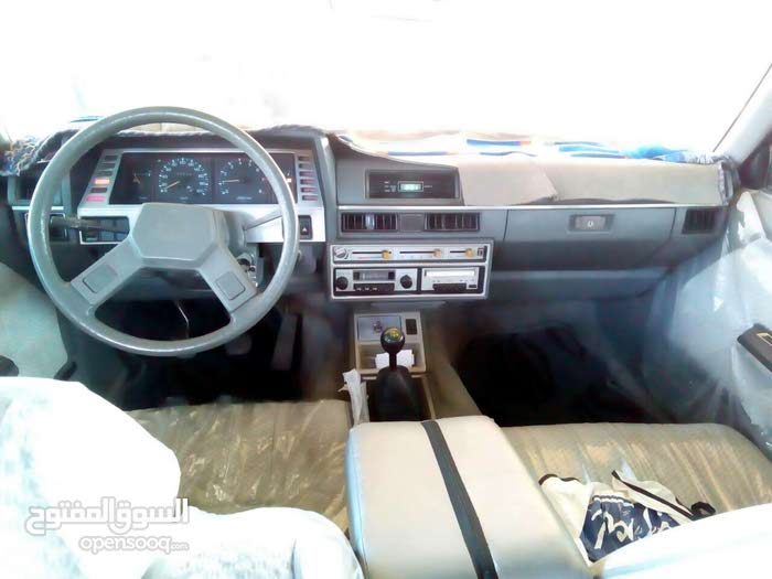 Used condition Nissan Datsun 1985 with 1 - 9,999 km mileage