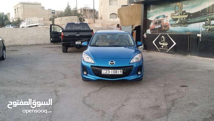Mazda 3 2013 - Used