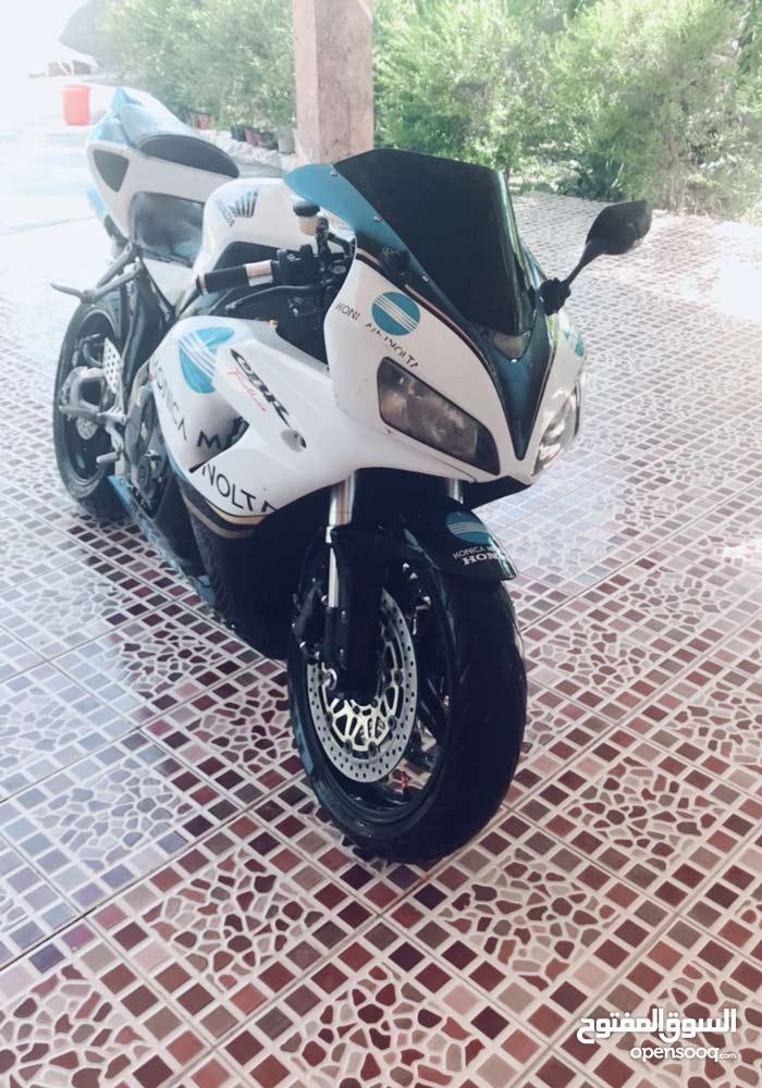 Used Honda motorbike in Babylon