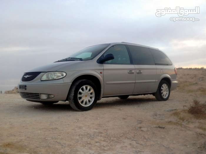 For sale 2000 Silver Grand Voyager