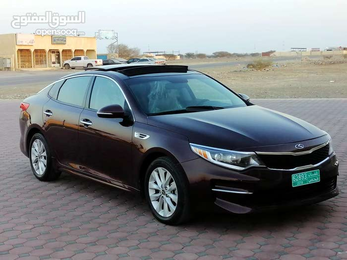 Automatic Kia 2016 for sale - Used - Al Khaboura city