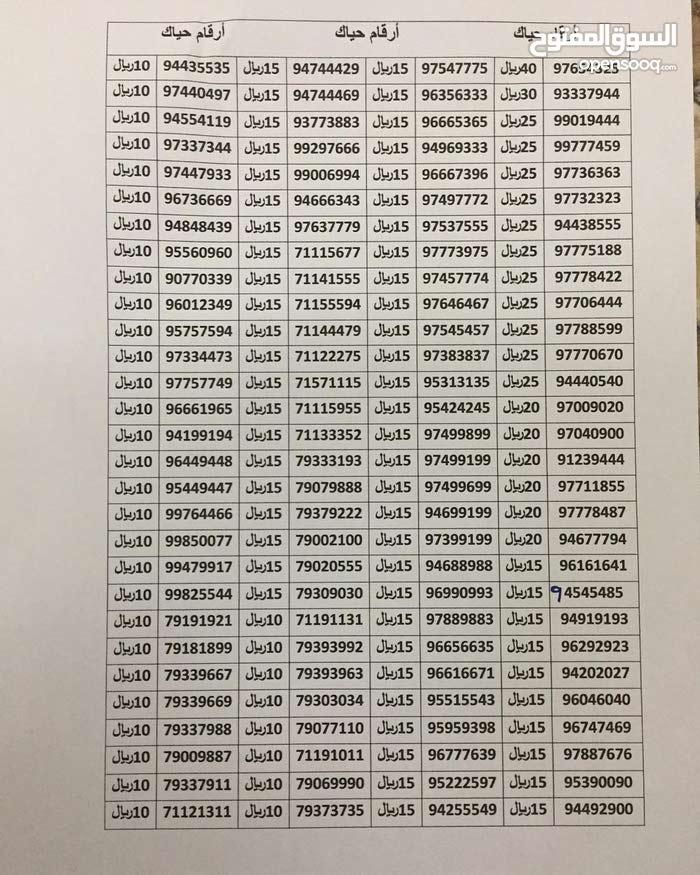 مجموعه ارقام عمانتل
