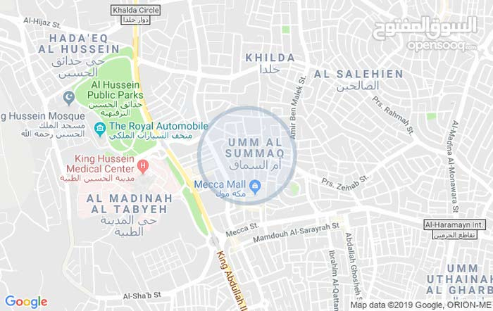 apartment in Amman Um El Summaq for rent - (95818539) | Opensooq