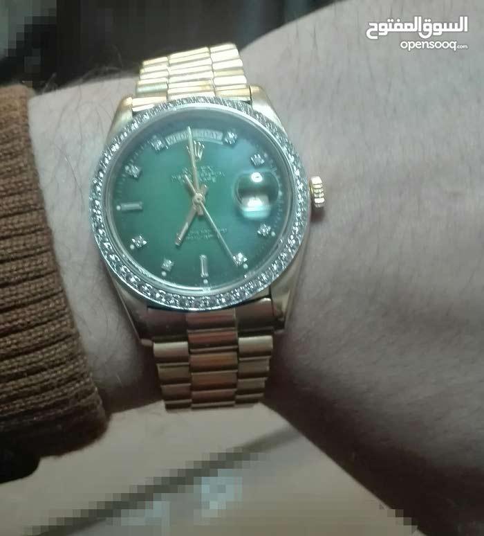67ec67778 ساعة رولكس أصلية ذهب و ألماس Rolex gold with Diamond - (108261658) | السوق  المفتوح