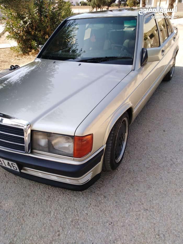 Mercedes Benz E 190 1986 - Used
