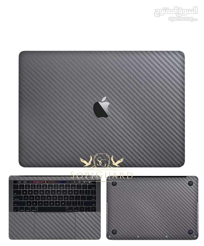 ستيكر حمايه للماك بوك 13 MacBook Air protective sticker