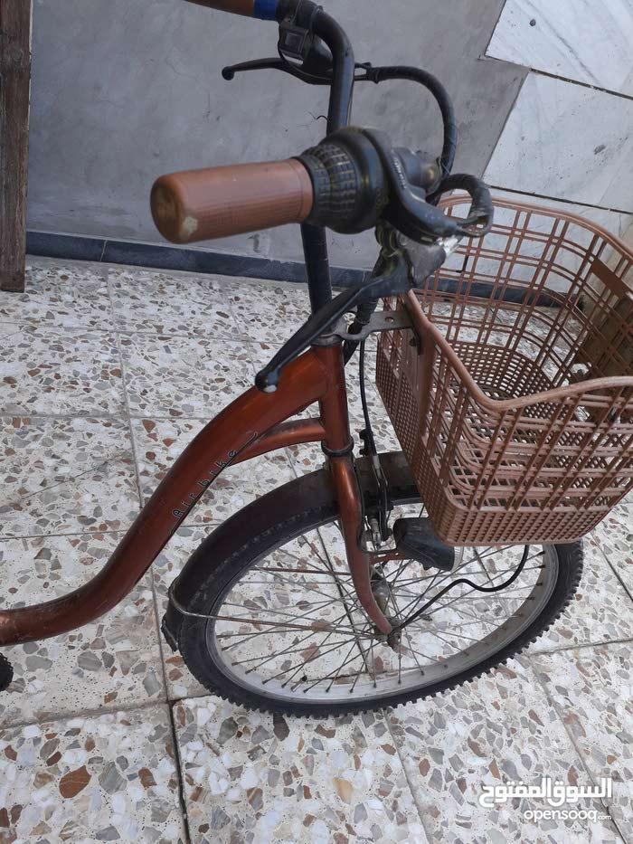 دراجه شحن وبايسكل ياباني