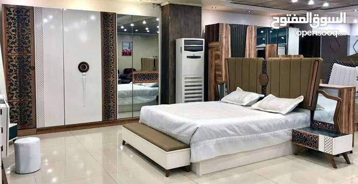 Available for sale in Baghdad - New Bedrooms - Beds