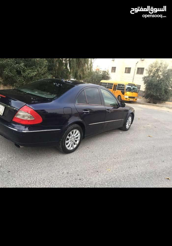Mercedes Benz E 230 car for sale 2008 in Qurayyat city