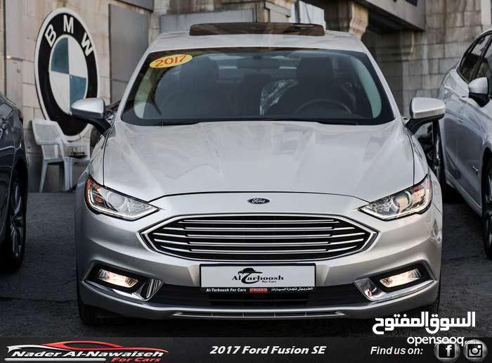 1 9 999 Km Mileage Ford Fusion 2017