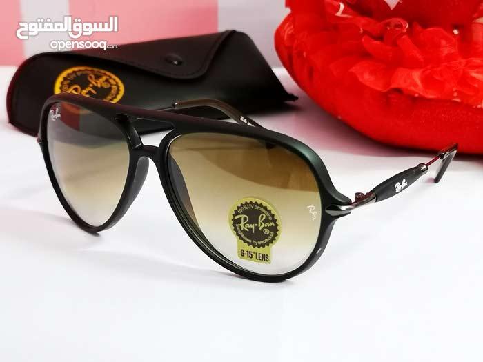 65b465504 نظارات راي بان الشمسيه الانيقة - (105015218) | Opensooq