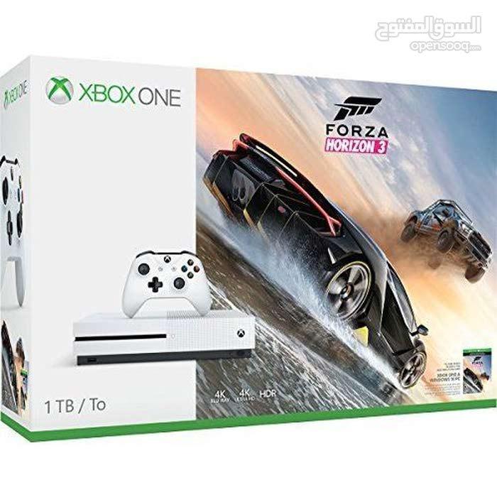 أكس بوكس ون اس 1 تير جديد Xbox One S 1TB