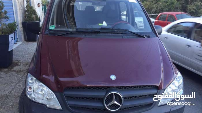 Mercedes Benz Vito 2013 For Sale