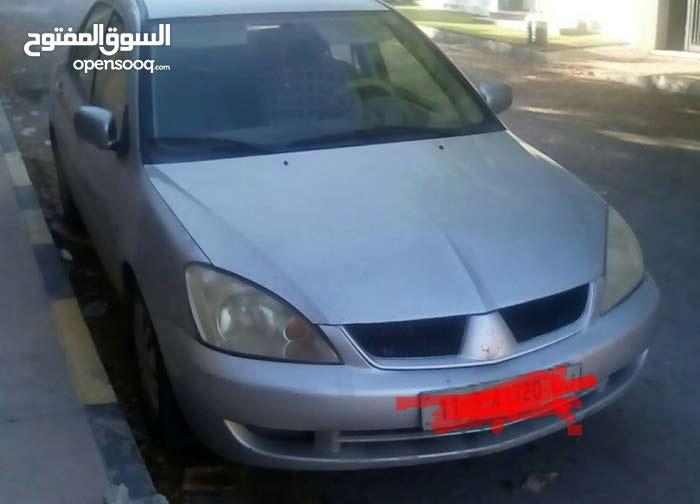 Automatic Mitsubishi 2008 for sale - Used - Tripoli city