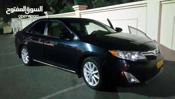 For sale 2014 Maroon Camry