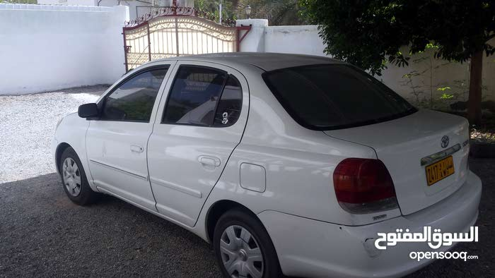 0 km Toyota Echo 2005 for sale