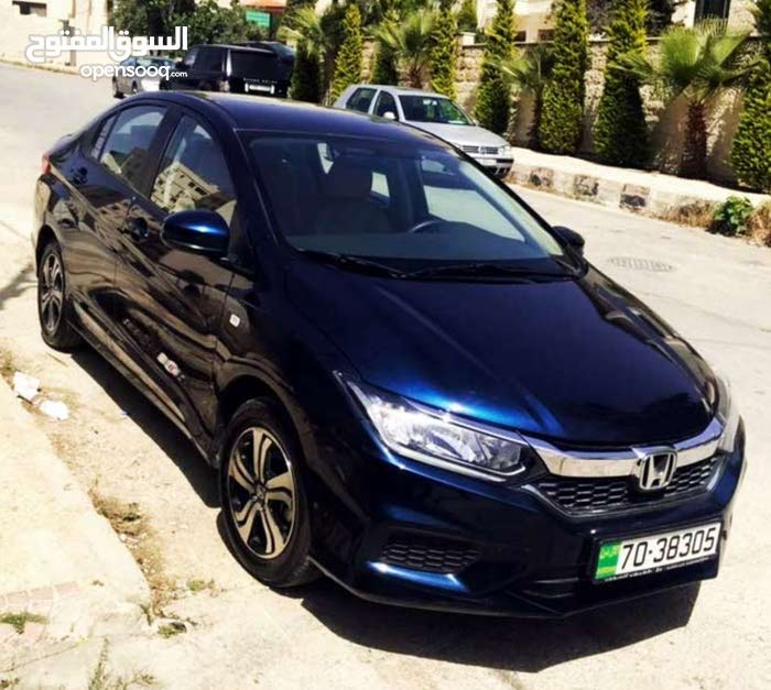 2018 Honda for rent in Amman