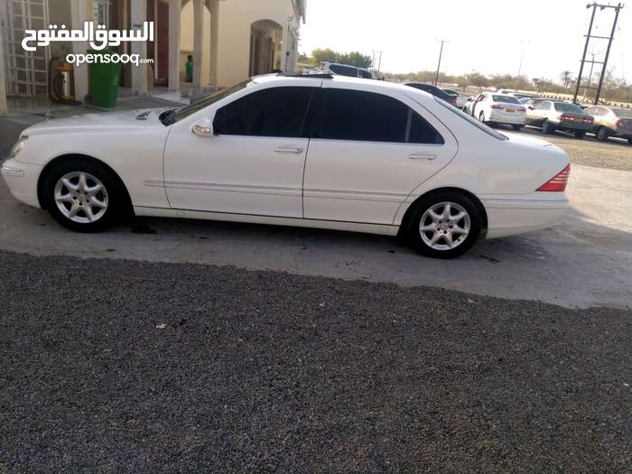 White Mercedes Benz SL 350 2004 for sale