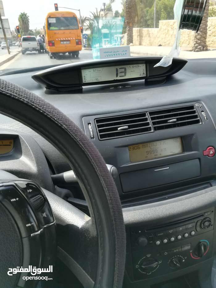 Automatic Grey Citroen 2007 for sale