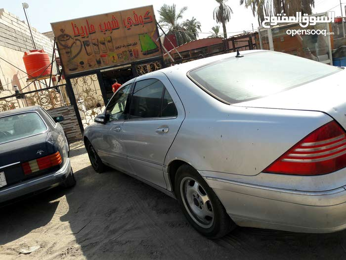 Mercedes Benz S350 made in 2005 for sale