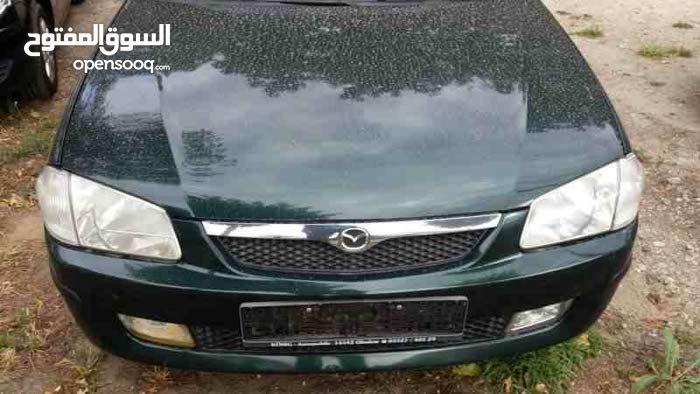 Manual Green Mazda 2000 for sale