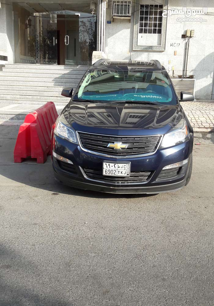 Chevrolet Traverse 2015 For sale - Blue color