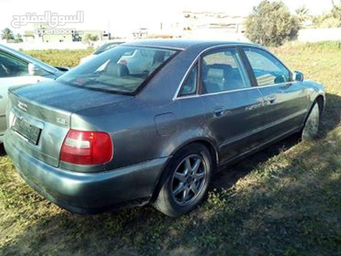 1998 Used A4 with Automatic transmission is available for sale
