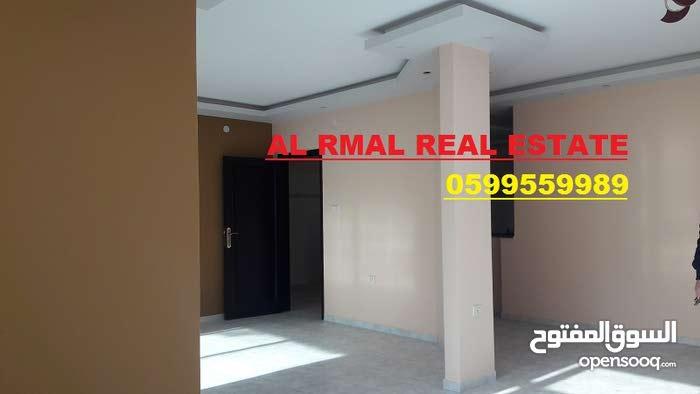 للبيع شقة 185 متر علي شاطئ البحر مباشرة/غزة