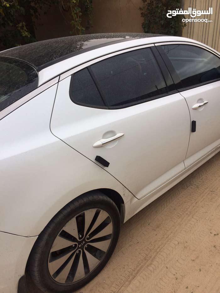 كيا اوبتيما 2012 للبيع